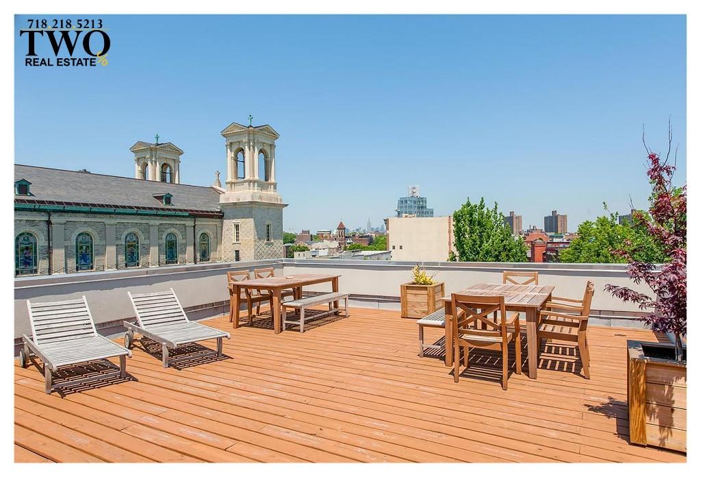 Roof Patio Deck