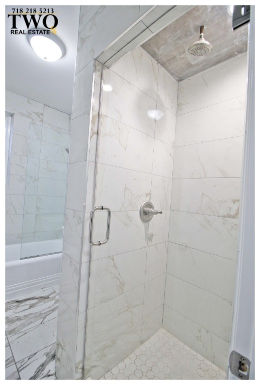 Separate 2nd Shower