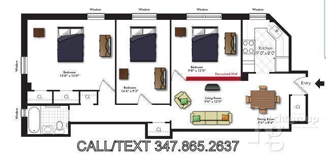 FLEX 3 BEDROOM