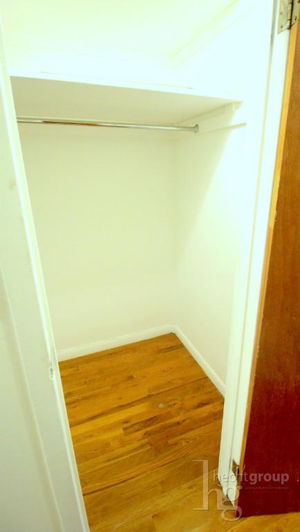 1st bedroom closet