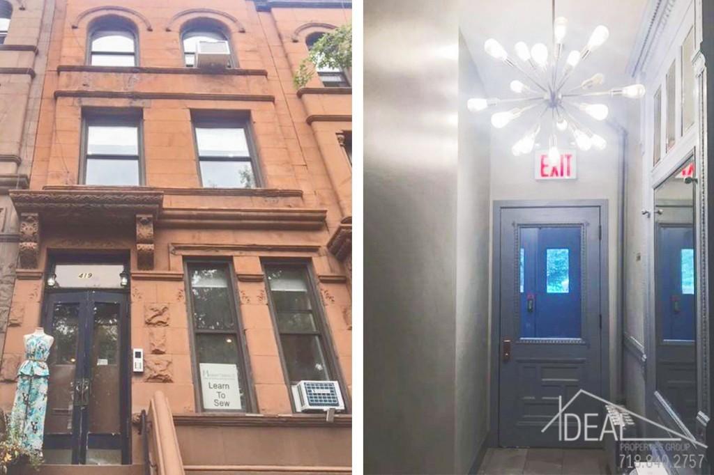 419 West 141st Street Interior Photo