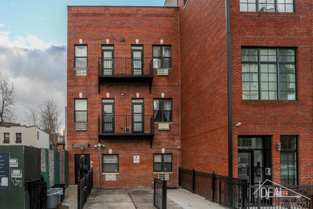 9 Townhouse in Williamsburg