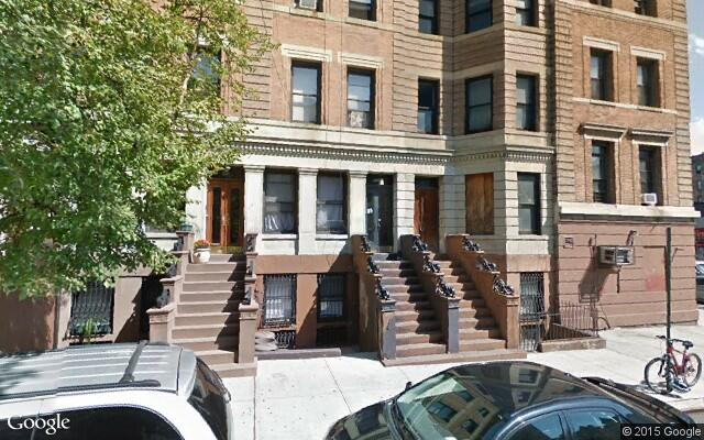 8 Townhouse in Harlem