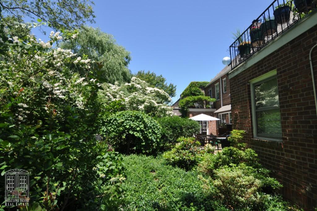 North Garden View