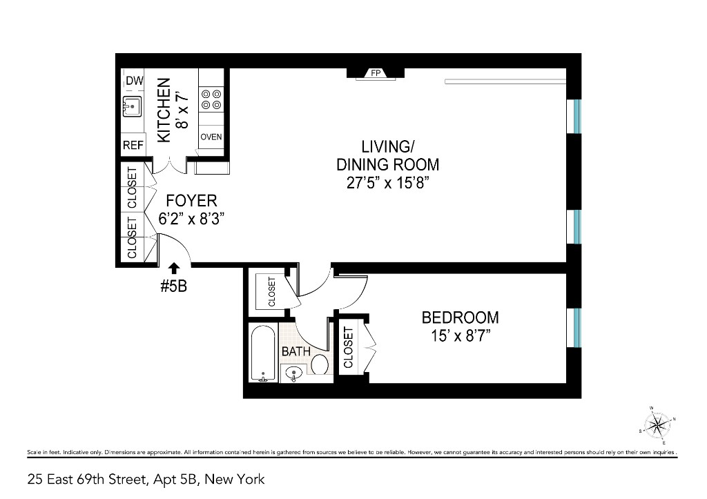 25 East 69th Street Upper East Side New York NY 10021