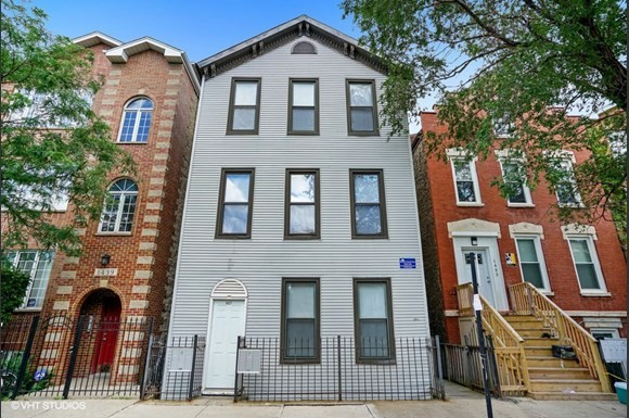 N Cleaver Chicago Apartments Wicker Park 2 Bedroom Apartment For Rent