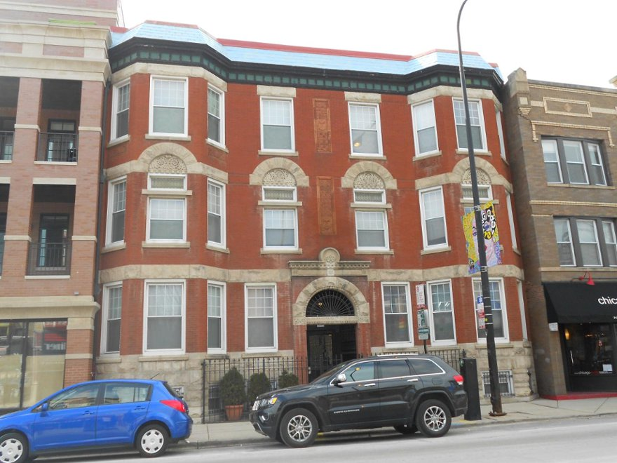 NYC Apartments Lakeview 2 Bedrooms Apartment For Rent 3412 3414 N HALSTED 103