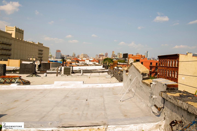 Brooklyn Skyline View