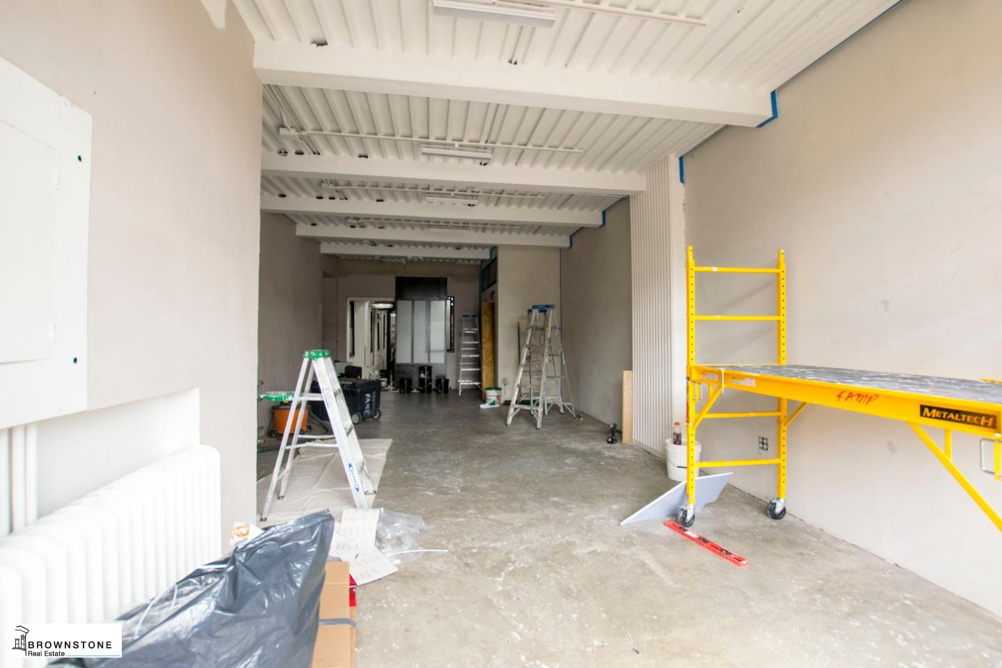 252 Retail Space