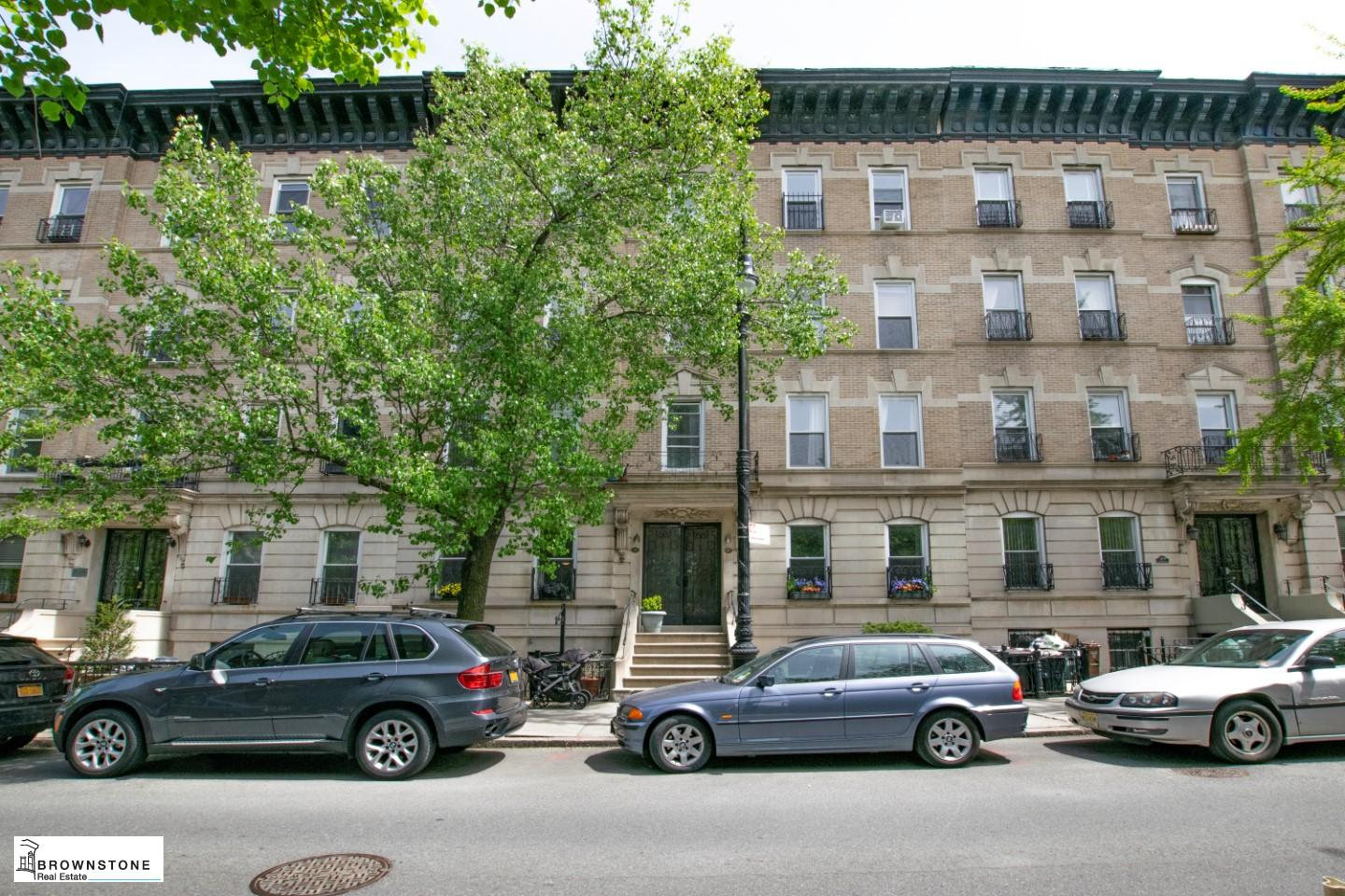 In the center of Brownstone Brooklyn in northern Carroll Gardens, 387 Clinton Street offers a sound investment opportunity, both financially and architecturally. The mammoth mixed-use structure is comprised of eight residential units, each with three or more bedrooms and two bathrooms. In addition to the residential units, there is also a legal medical office space (use group 4).The building is constructed using steel and masonry. Revitalized in the 1990s, 387 Clinton Street contains many modernized features, including electrical and plumbing, handicap access and central air for the medical space, and residential amenities (dishwashers and in-unit laundry). Prospective buyers can reap significant rewards by providing the units with contemporary finishes and marketing to the ever-growing luxury market in Carroll Gardens. Multi-bedroom units are a particularly sought-after commodity in the area due to their infrequent occurrence in traditional townhouses.On Clinton Street, between Union and Sackett Streets, a row of architecturally important homes lines the block. Unlike traditional townhouses, these distinct, steel-and-masonry-construction buildings are immense, offering sprawling apartments in multi-unit configurations. 387 Clinton Street is one of these attractive properties.)Situated in the northern section of Carroll Gardens, the property is one block from Historic Cobble Hill and two blocks from the Columbia Street Waterfront District. From those areas, Brooklyn Bridge Park, the Brooklyn Promenade, both the Brooklyn and Manhattan Bridges, and the ever-trendy Brooklyn Heights and DUMBO are all within reach. As a neighborhood of its own, Carroll Gardens has a distinct feeling of community and a rich local culture, with many high-end boutique retailers and artisans, gourmet dining establishments, and numerous education options for  people of all ages.As is, the property is a strong investment. Envisioning how a maximization-oriented owner could enhance the investment is easy. Carroll Gardens is an ideal place for high-end rentals and luxury condominium units, and the building needs only minimal finish work to fully capture that market. The community space in the basement and spectacular roof vistas provide opportunities to expand income and enrich the buildings amenities.