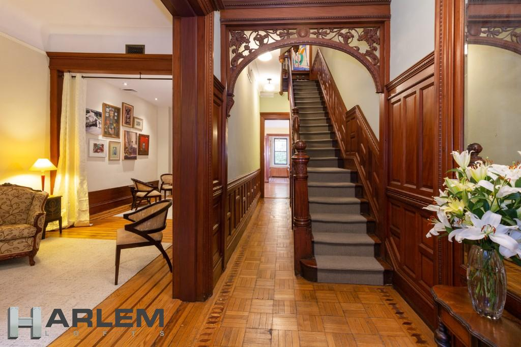 111 West 119th Street, NEW YORK, NY 10026 | New York Townhouses