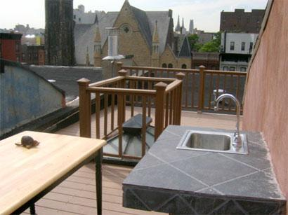 Shared Roof Deck
