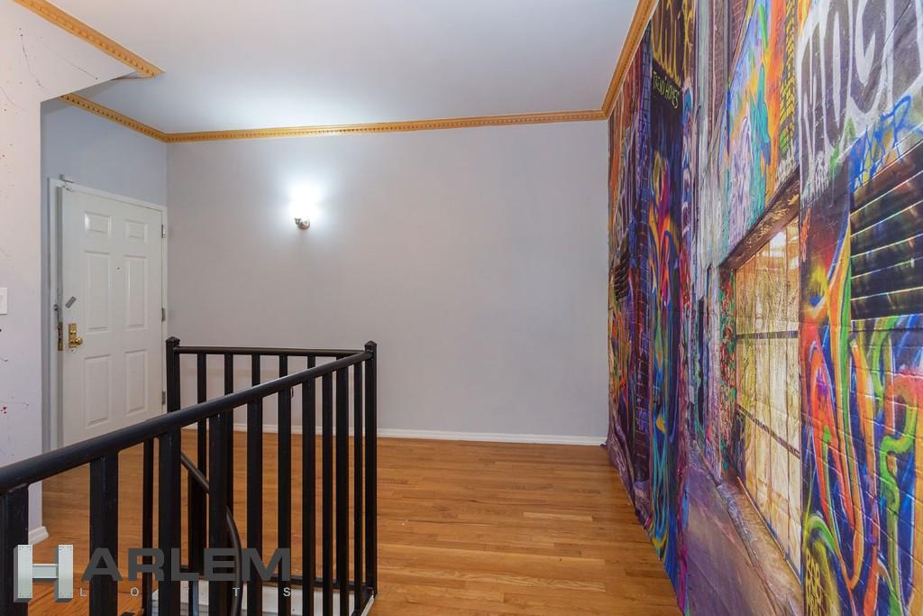 Triplex Hallway