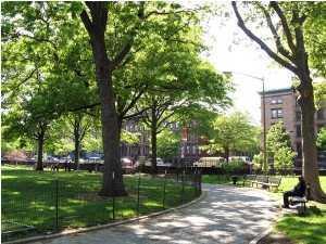 Marcus Garvey Park