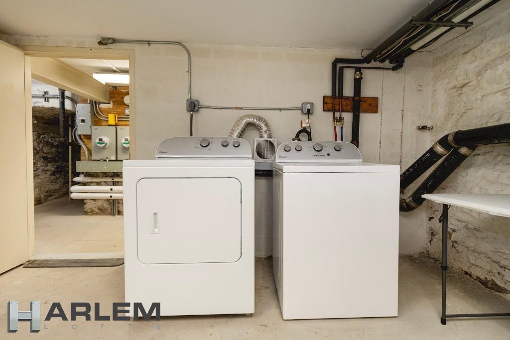 Basement | Laundry