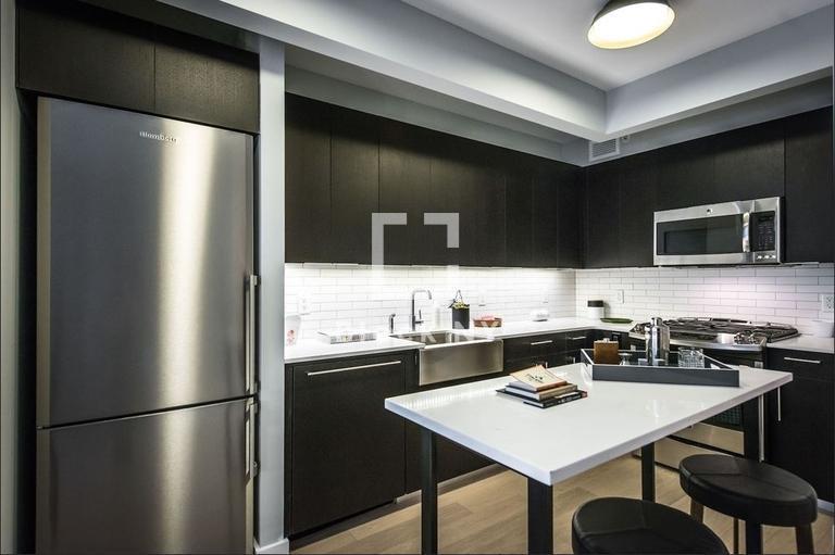 NYC Apartments: Clinton Hill Alcove Studio Apartment for Rent