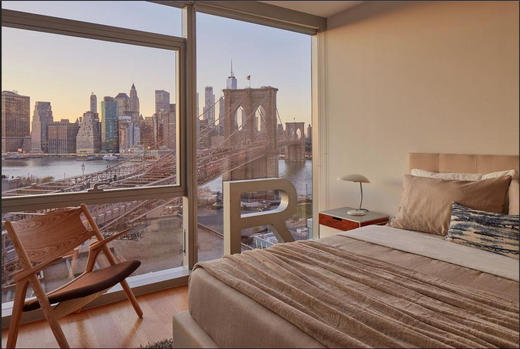 Nyc Apartments Dumbo 2 Bedrooms Apartment For Rent 60 Water Street 727