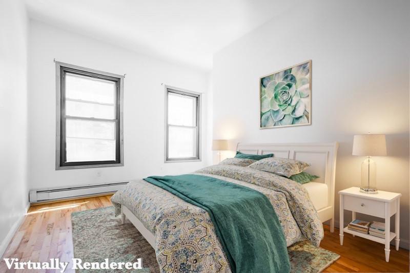 rendered bedroom 2