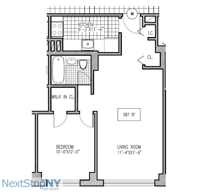 1 Apartment in Turtle Bay