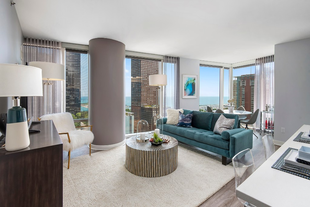 2 Apartment in Streeterville