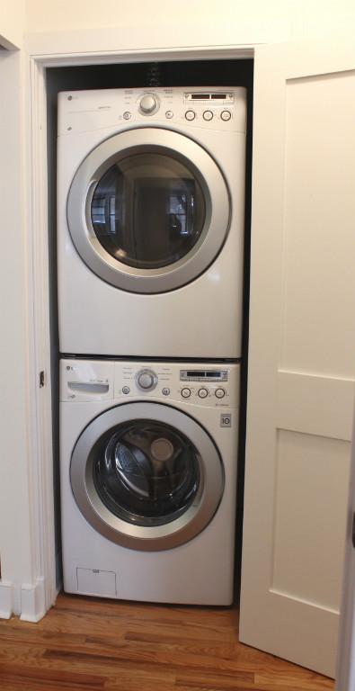 3-Washer Dryer