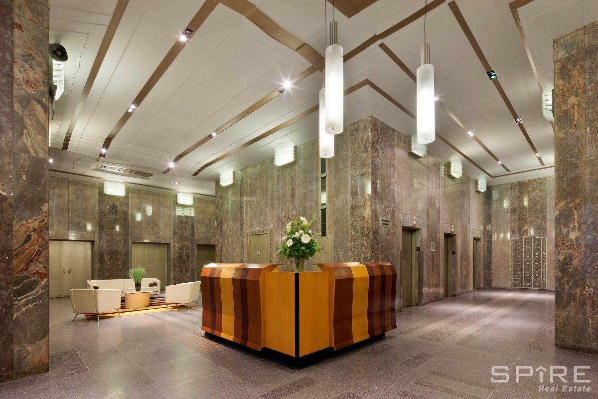 Art Deco Lobby