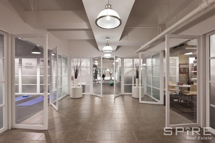 Amenity Rooms