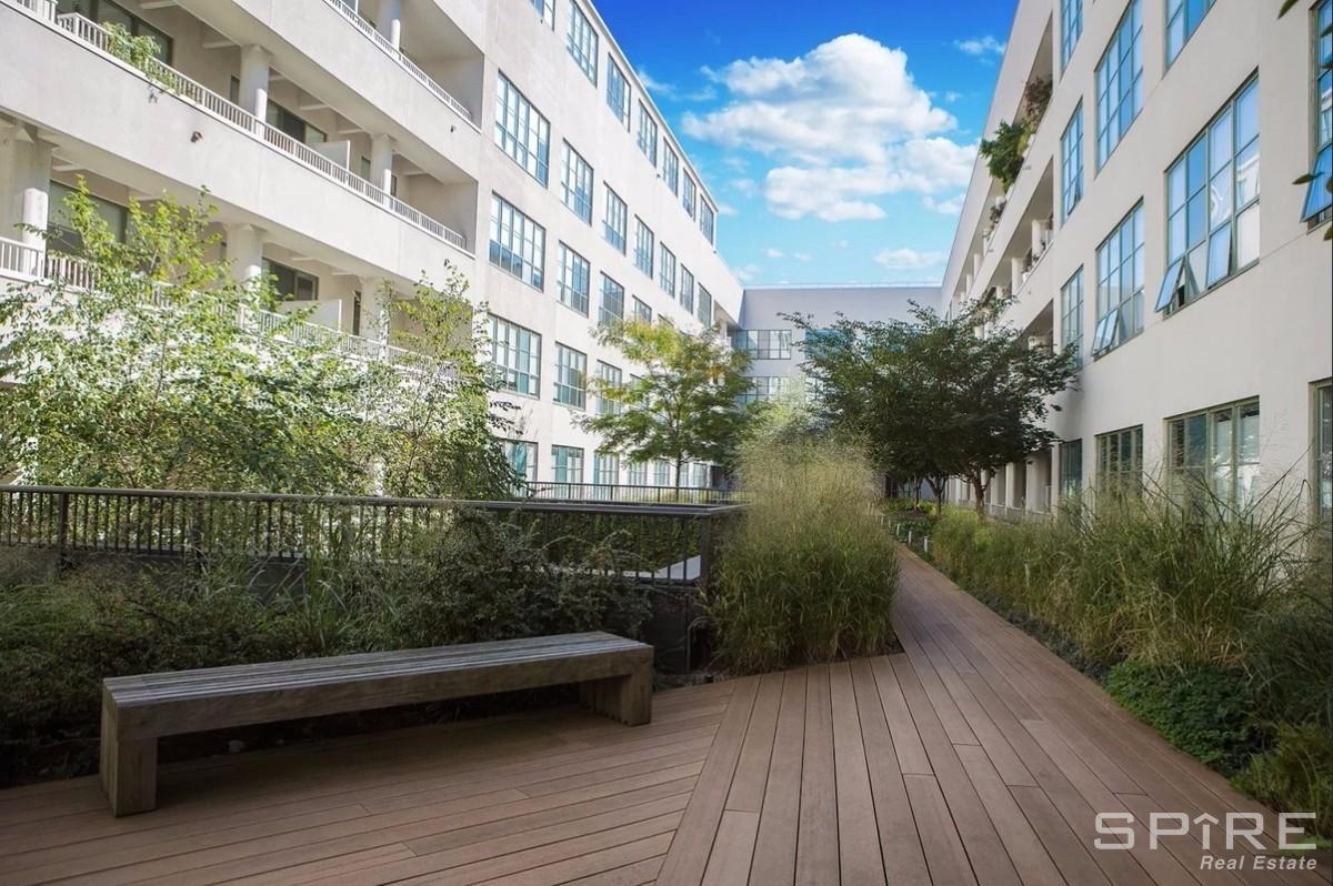 Zen Garden and Courtyard
