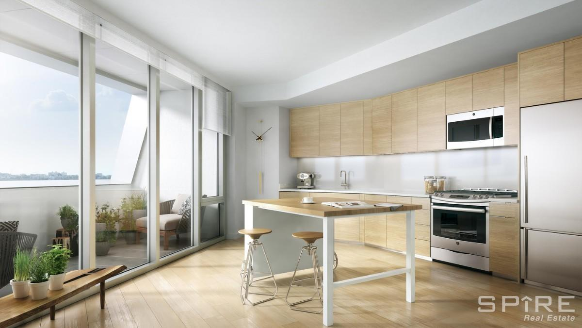 1.5 Apartment in Midtown West