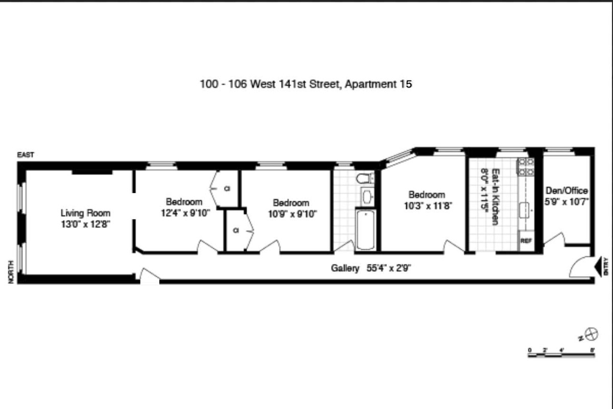 100 West 141st Street West Harlem New York NY 10037