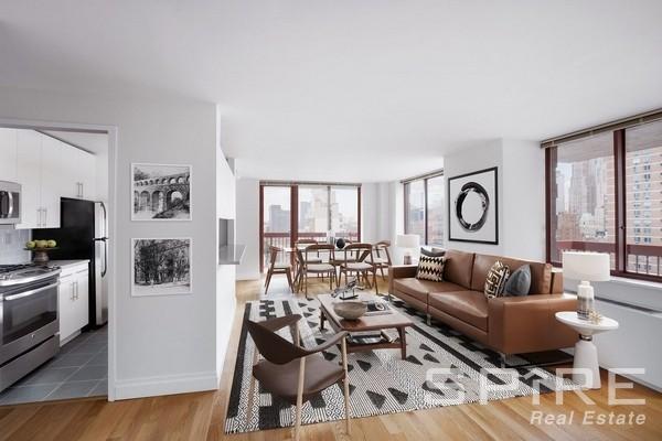 Studio Apartment in Midtown West