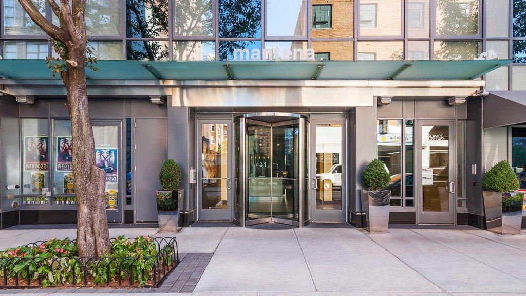 Mantena Apartments Entrance