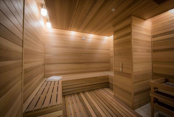 Sauna/Steamroom