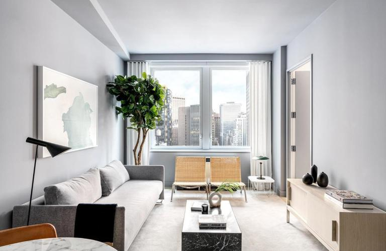 Nyc Apartments Financial District 2 Bedroom Apartment For Rent