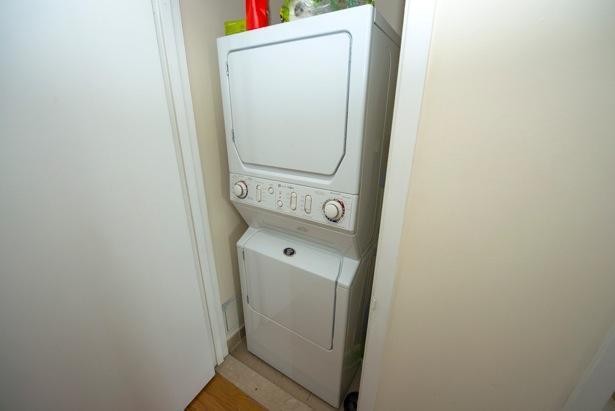 Washer | Dryer in Unit
