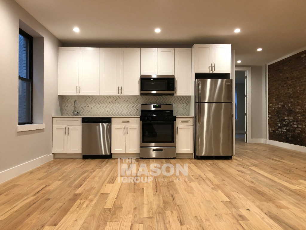 4 Apartment in Upper Manhattan