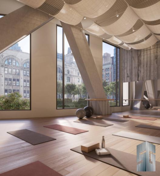 Yoga and Group Fitness Studio