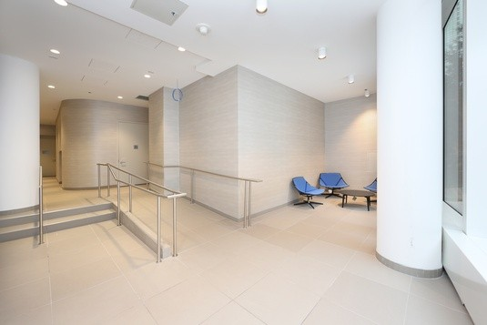 Dedicated Office Entrance