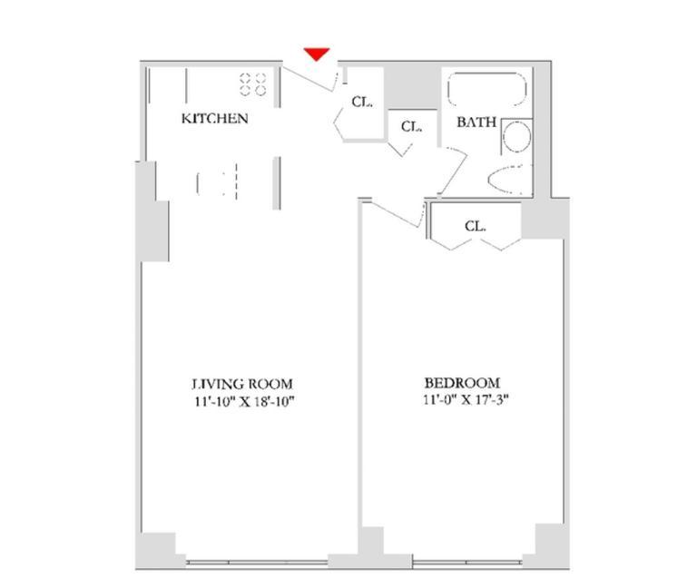 2 Apartment in Kips Bay