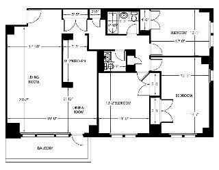 3 Apartment in Brighton Beach