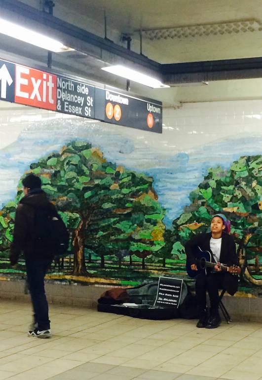 Subway View