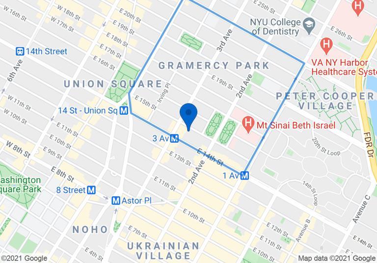 210 East 15th Street Gramercy Park New York NY 10003