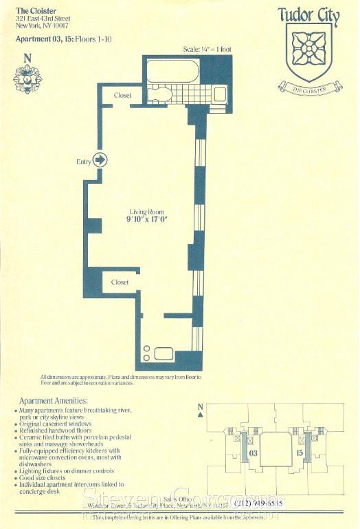 Floor Plan 7 Line