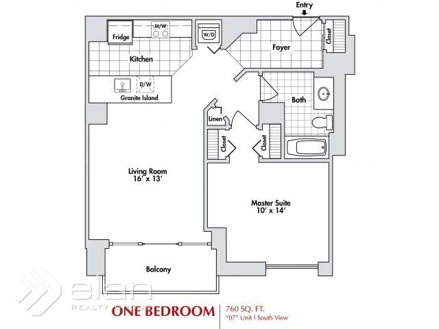 747 N WABASH, #0703, CHICAGO, IL 60611 | Chicago Apartments ...  Pit Schematic Diagram on