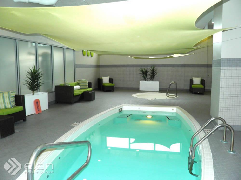 Indoor Pool/Sauna