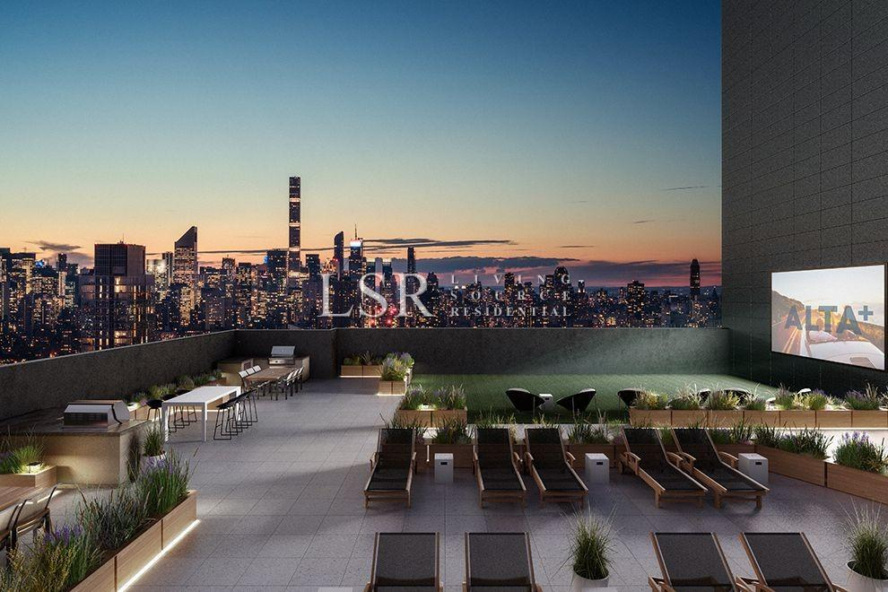 NYC Apartments: Long Island City 1 Bedroom Apartment for Rent