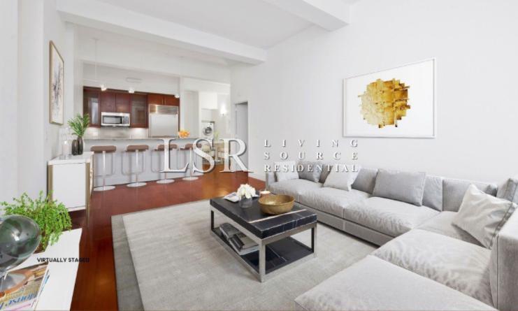 NYC Condos: Financial District 1 Bedroom Condo for Rent