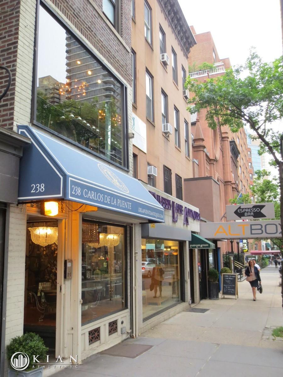 238 EAST 60TH STREET, #RETAIL