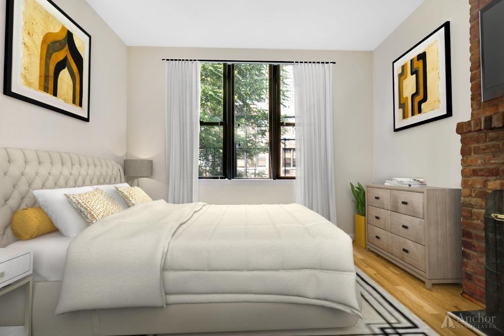 New York City Apartments: Gramercy Park Alcove Studio