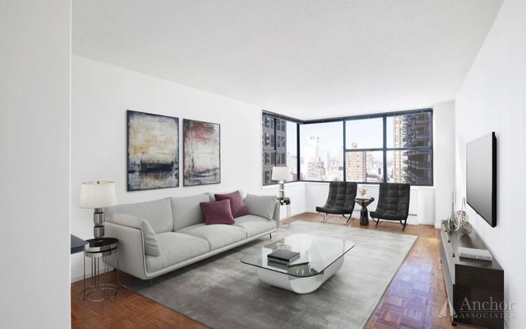 Marvelous New York City Apartments Midtown 1 Bedroom Apartment For Best Image Libraries Barepthycampuscom